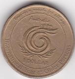 Australia 1 $ 1999, comemorativa