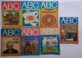 Colectia ABC - Lot 7 carti - Sunt Sint Pionier Al Romaniei Socialiste (Rara)