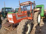 Tractor FIAT 100-90 DT, cutie mecanica 4x4, set greutății. IMPORT 2021, Little Tikes