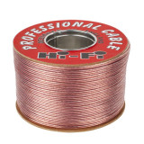 Cumpara ieftin Cablu difuzor Cabletech, TLYp, plat, un fir marcat cu rosu, rola 300 m