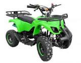 ATV electric pentru copii KXD Torino M5 800W 36V Verde