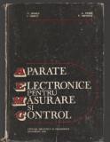 C8981 APARATE ELECTRONICE PENTRU MASURARE SI CONTROL - BODEA, TURIC, MIHUT