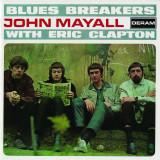 John Mayall Bluesbreakers with Eric Clapton reissue+bonus (cd)