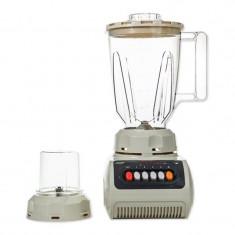 Blender 2 in 1 Zilan, 250 W, 1.5 l, 4 viteze, Pulse