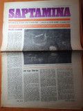 Saptamana 11 martie 1983-articol scris de corneliu vadim tudor
