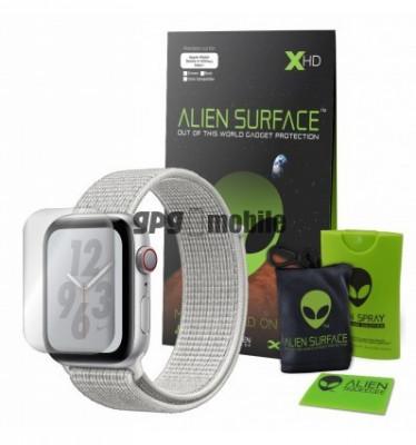 Folie protectie Alien Surface XHD Apple Watch 4 40mm - 2 bucati foto