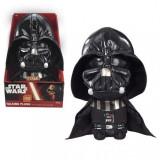 Mascota de plus Darth Vader, 22 cm, sunete