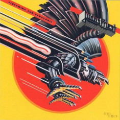 Judas Priest Screaming For Vengeance remastered (cd)