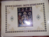 LOT 4 buc Calendar vechi de perete RELIGIOS ORTODOX,,de colectie,T.GRATUIT