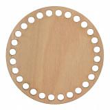 Baza din lemn pentru Crosetat Simpla - Fag - 15cm - 28o - 10mm