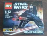 Lego Star Wars 75163 Microfighters 4 -Naveta Imperiala a lui Krennink - nou