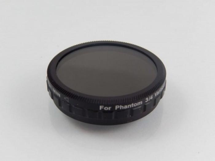 Neutraldichtefilter variabel nd2-nd400 passend pentru dji phantom 3 & 4, ,