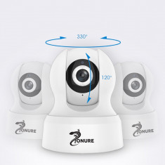 Camera supraveghere IP wireless Zonure Smart Home HD 2.4GHz