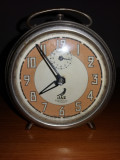 Ceas alarma vintage JAZ Repetition France perfect functional