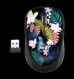 Mouse fara fir trust yvi wireless mouse - parrot specifications