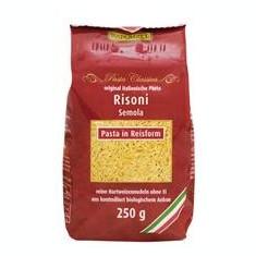 Paste Bio Risoni Rapunzel 250gr Cod: 503810