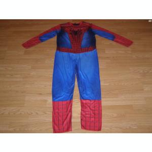 costum carnaval serbare spiderman pentru copii de 11-12 ani