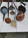 Set de ustensile pentru semineu, ART