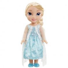 Papusa Frozen Toddler rochie noua 38 cm, Elsa