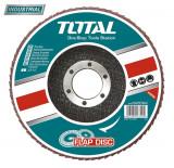 Disc lamelar frontal - 115mm * 22mm, P80