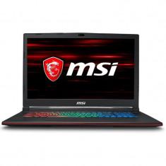 Laptop MSI Gaming 17.3inch GP73 Leopard 8RE, FHD, Procesor Intel Core i7-8750H