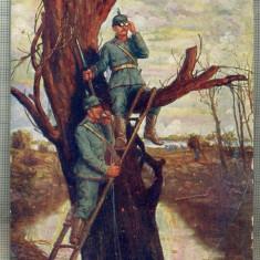 AD 248 C. P. VECHE MILITARA- JO HIREK A FOHADISZALLAS RESZERE-CIRC. BRAILA 1915