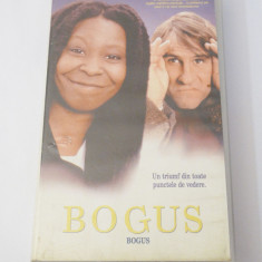 Caseta video VHS originala film tradus Ro - Bogus
