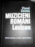 Muzicieni Romani Lexicon - Viorel Cosma ,545412