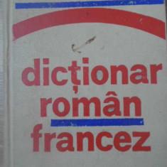 DICTIONAR ROMAN-FRANCEZ - MARCEL SARAS