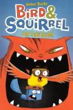 Bird & Squirrel on the Run, Hardcover