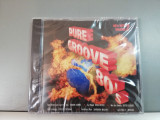 Pure Groove 80's - Selectiuni - (1996/SLAM/UK) - CD/Nou-Sigilat, emi records