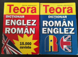 Dicționar român - englez/ englez - român