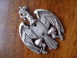 Semn Onorific Vulturul Romaniei Ag. RAR