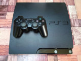 PS3 Slim, Playstation 3 Slim, Modat, HDD 160 Gb, Fifa 19, GTA5, etc.