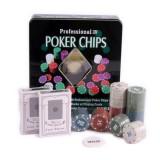 Set poker Texas 100, 2 perechi carti