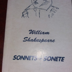 SONETE - WILLIAM SHAKESPEARE BILINGVA