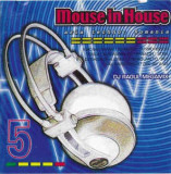 CD DJ Raoul ‎– Mouse In House 5 (Aria Techno: Romania) , original