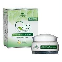 Crema Antirid de Noapte Q10 si Mineral Complex 50ml Cosmetic Plant Cod: 24440