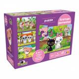 Puzzle Noriel - Animale domestice