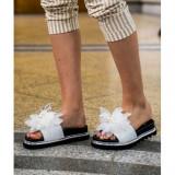 Cumpara ieftin Fancy Slippers Alb 40