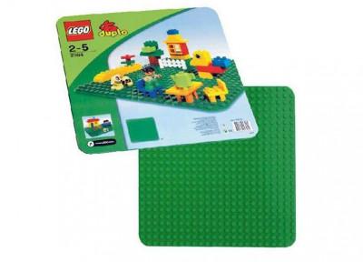 LEGO DUPLO - Placa verde 2304 foto
