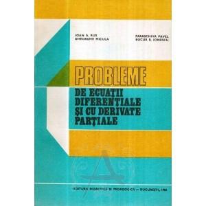 Ioan Rus - Probleme de ecuații diferențiale și cu derivate parțiale foto