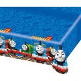 Fata de masa Trenuletul Thomas si Prietenii din plastic 120 x 180 cm