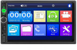 "Sistem de navigatie multimedia, 2 DIN, 7"", Ecran tactil, HD, MP5, Bluetooth,USB"
