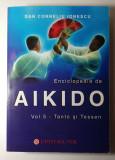 Enciclopedia de aikido, volumul 5, Tanto si Tessen, Dan Corneliu Ionescu