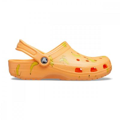 Saboți Adulti Unisex casual Crocs Classic Vacay Vibes Clog foto