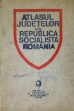 Atlasul Judetelor din Republica Socialista Romania (1978)