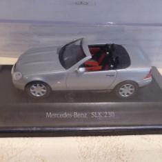 Macheta Mercedes SLK 230, scara 1/43, Herpa