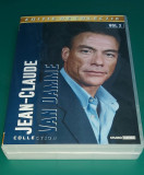Jean-Claude Van Damme Collection vol. 2 - 8 DVD - subtitrat romana