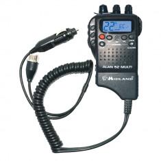 Resigilat : Statie radio CB portabila Midland Alan 52 Multi